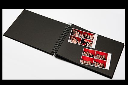 scrapbook totem fotografico